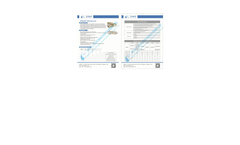Model NF - Nanofiltration Membrane Brochure