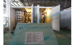 Containerized Brackish Water Desalination Plant