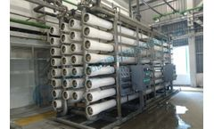Skid-Mounted Brackish Water Desalination Plant