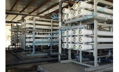 Large-Scale Skid-Mounted Seawater Desalination Plant