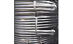 Charter Plastics - Model PE 4710 - Black - IPS - Geothermal Iron Pipe