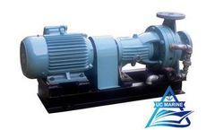 UC Marine - Model CWR Series - Marine Horizontal Hot Water Circulating Pump