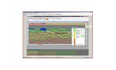 Automated Processing Program Of GPR Profiles Analysis