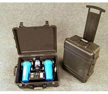 Responder - Model A - 12-Volt Powered Water Purification Systems for Remote Applications