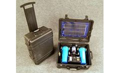 Responder - Model S - 12-Volt Powered Water Purification Systems for Remote Applications