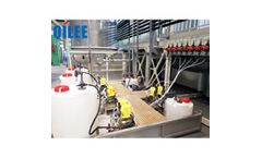 QILEE - Model QPDS-P2M0-II - Boiler Automatic Chemical Dosing System For Chilled Water