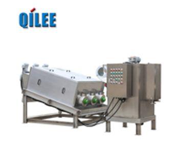 QILEE - Model QLD201 - Effluent Treatment Plant Sewage Sludge Dewatering Machine