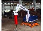 Jaypee - Model JP - Accretion Demolition Rok Machine