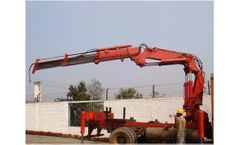 Jaypee - Hydraulic Crane
