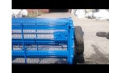 How to recycle tires - Tire Debeader