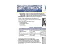 Ceraflow - Model 70 - Fine Mesh Spherical Granular Ceramic Media Brochure