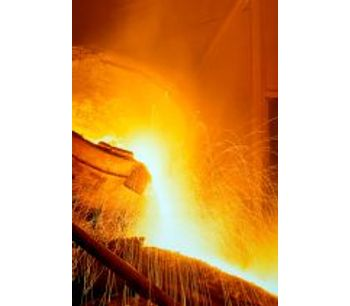 Temperature measurement and control devices for iron & steel industry - Metal