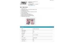 KWIK-FIT - Model 1060-J-6-SG-A - Custom Field Cuttable Probes - Datasheet