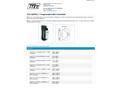 TTEC - Model 420PRO-L - Programmable 2-Wire Transmitters - Datasheet