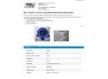 Model 70LCDH11X, LCD-H11X - Loop Powered Heavy-Duty LCD Field Indicator - Datasheet