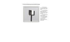 TTEC Style 1050 Measuring Junction & Weld Pad Design - Datasheet