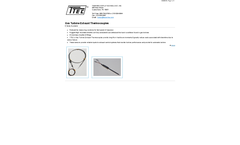 Gas Turbine Exhaust Thermocouples - Datasheet