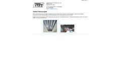 TTEC - Turbine Thermocouples - Datasheet