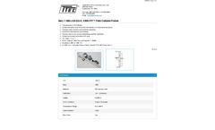 KWIK-FIT - Model 1060-J-24-DG-A - Field Cuttable Probes - Datasheet