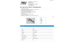 KWIK-FIT - Model 1060-J-24-DG-C - Field Cuttable Probes - Datasheet