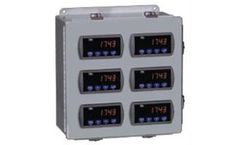 Model TTA2503 - Enclosures for Temperature Meters