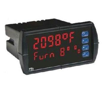Model TT7000-6R5 - Dual-Line Temperature Meter