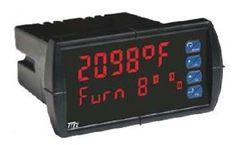 Model TT7000-6R7 - Dual-Line Temperature Meters