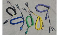 Model 10-4906-T - Test Leads for Thermocouples & Resistance Temperature Detectors