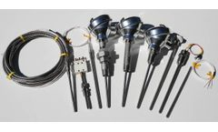 Model Series 8000 - Resistance Temperature Detectors