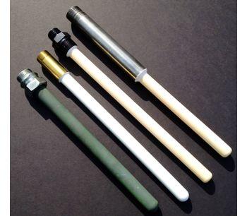 Model Series 13000 - Ceramic & Non Metallic Thermocouple Protection Tubes