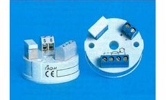 Model IPAQ-H - Universal Intelligent 2-Wire In-Head Transmitter (Isolated)