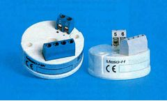 Model MESO-H - HART Compatible, 2 Wire, In-Head Transmitter