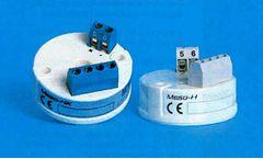 Model MESO-HX - HART Compatible, 2 Wire, In-Head Transmitter (FM/CSA)