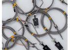 Model Series 5000 - Bayonet / Immersion for Plastics & Packaging Thermocouples