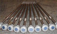 Model 2000 - Straight Metal Protection Tube Thermocouples