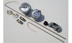 KWIK-FIT - Model 1060-J-24-SG-B-1 - Field Cuttable Temperature Probes