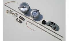 KWIK-FIT - Model 1060-T-24-DG-B - Field Cuttable Temperature Probes