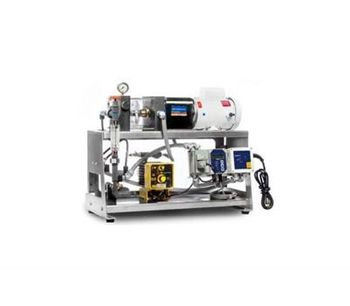 PolyBlend - Model M-Lo Series - Polymer Feed System
