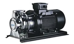CNP India - Model ZS Series - Horizontal Single Stage Centrifugal Pump