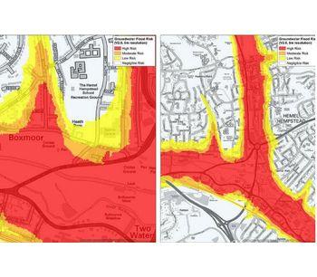 GeoSmart - Groundwater Flooding Dataset Software