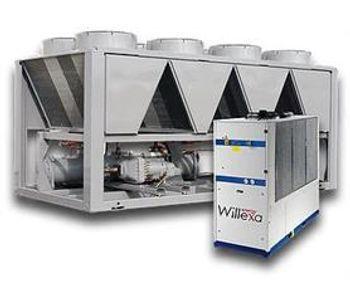 Willexa - Biogas Chilling & Dehydration System