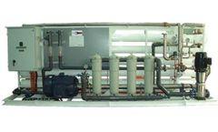 Seawater Reverse Osmosis Membrane System (SWRO)