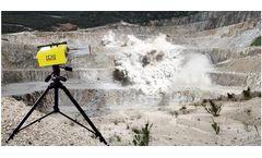 IDS-GeoRadar - Model IBIS-FB - Revolutionary Remote Monitoring System