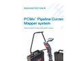 RJM - Model PCMx - Pipeline Current Mapper Brochure