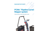 RJM - Model PCMx - Pipeline Current Mapper Brochure