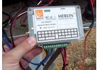 Merlin - Model RMU - Remote Cathodic Protection Monitoring System