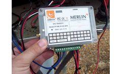 Merlin - Model RMU - Remote Cathodic Protection Monitoring System