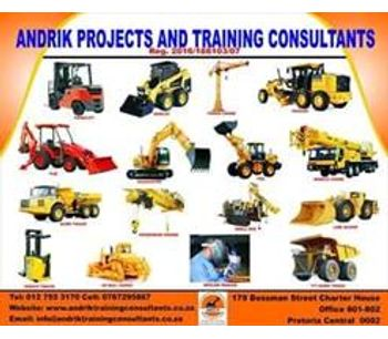FORKLIFT TRAINING AND RE CERTIFICATION IN PRETORIA 0127553170-1