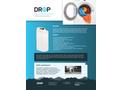 Drop - Model C-24 - Cabinet Water Softener Brochure
