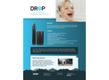 Drop - Model Pro - Water Softener Brochure